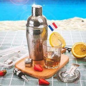 Guide d'achat : Baban Cocktail Set avec Shaker 22 Pièces.