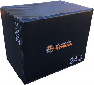 Jump box EXTREME FITNESS 3 en 1