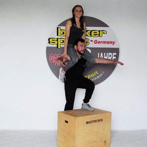 Jump Box Becker-Sport Germany Master Box Standard