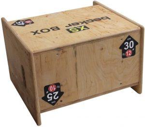 jump box Becker-Sport Germany BECKER BOX XS Weltneuheit avantages