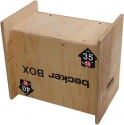 Avis : jump box Becker-Sport Germany BECKER BOX XS Weltneuheit.