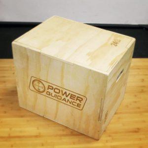 jump box POWER GUIDANCE3 en 1 Plyo Box présentation