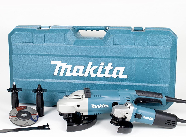 Présentation de la meuleuse électrique Makita DK0052G