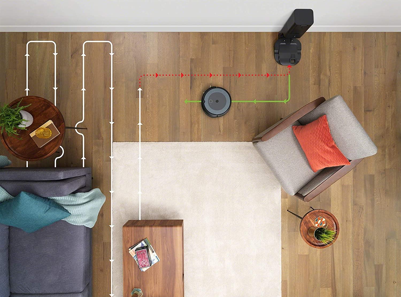 Aspirateur Robot connecté iRobot® Roomba® i3552